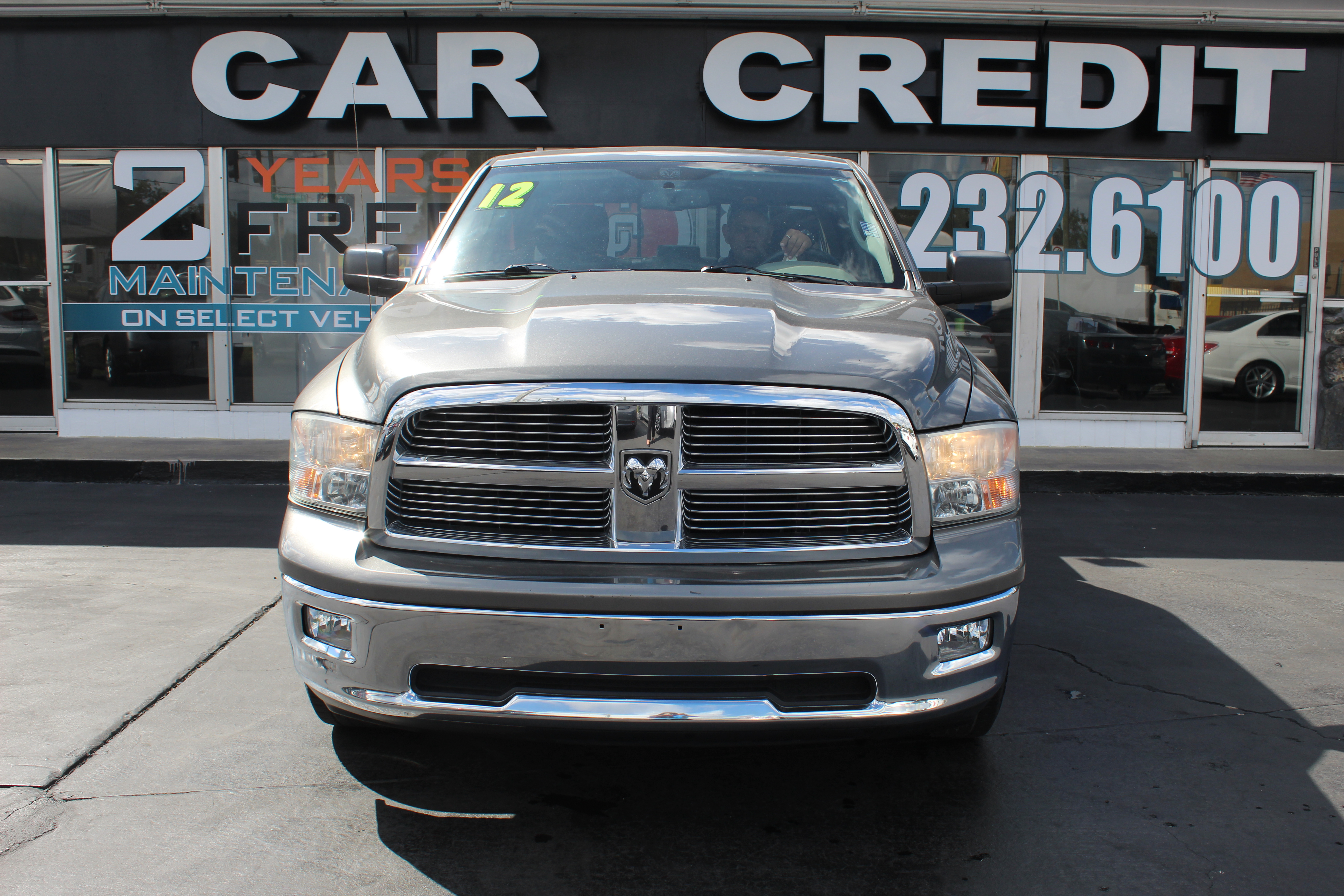 Pre-Owned 2012 Ram 1500 Big Horn
