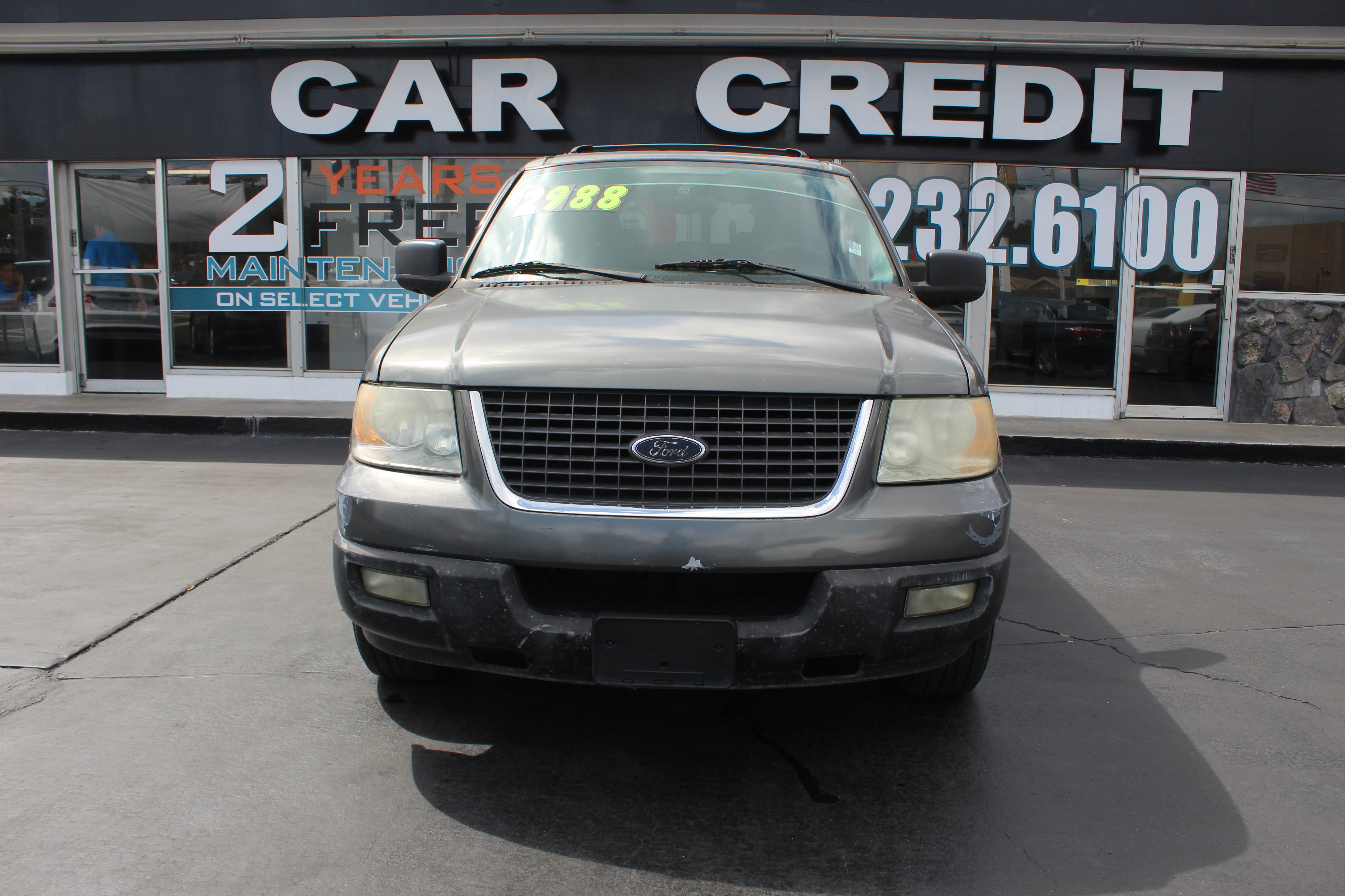 Pre-Owned 2003 Ford Expedition XLT Value