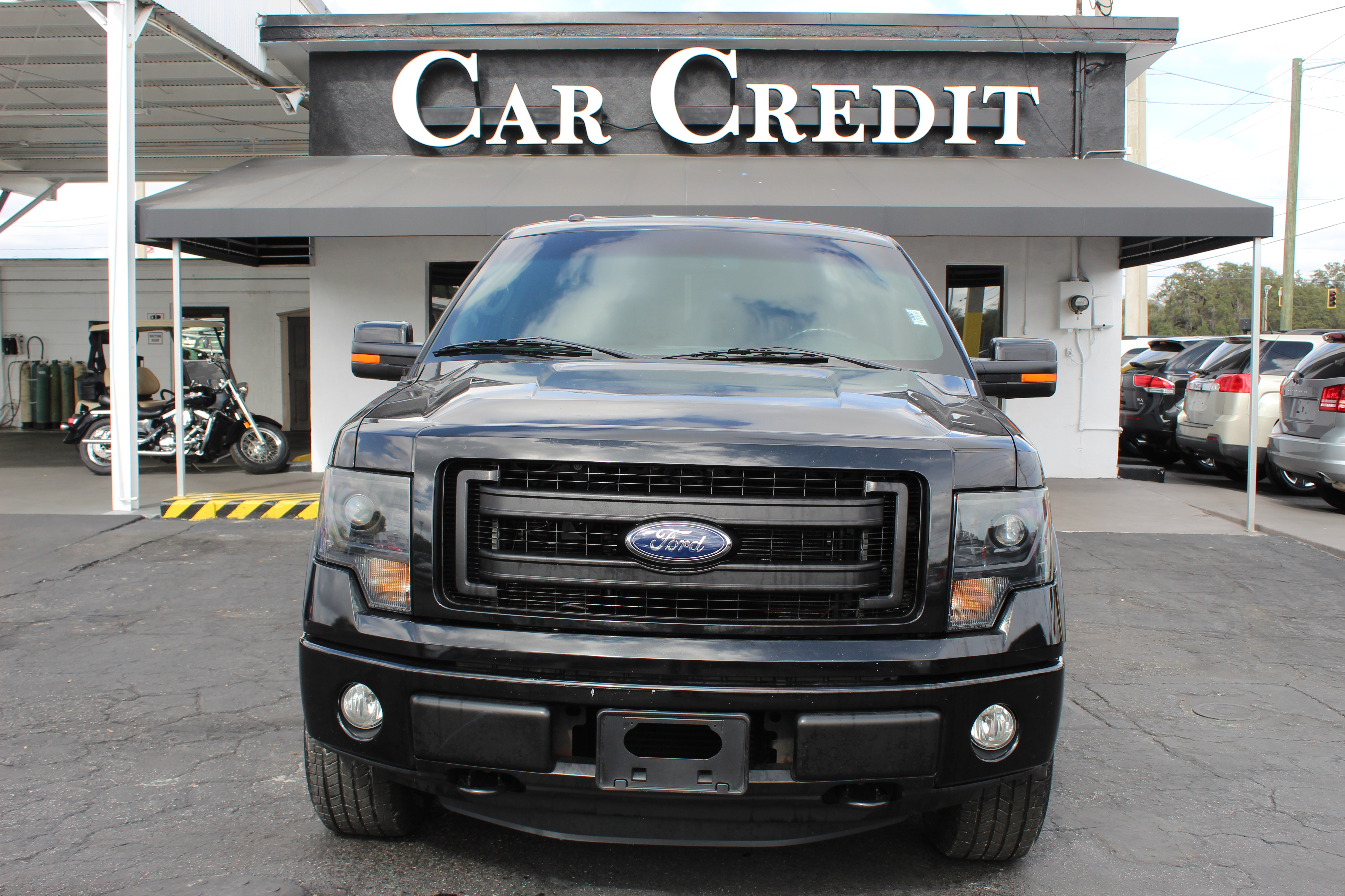 Pre-Owned 2013 Ford F-150 FX4 OFFROAD