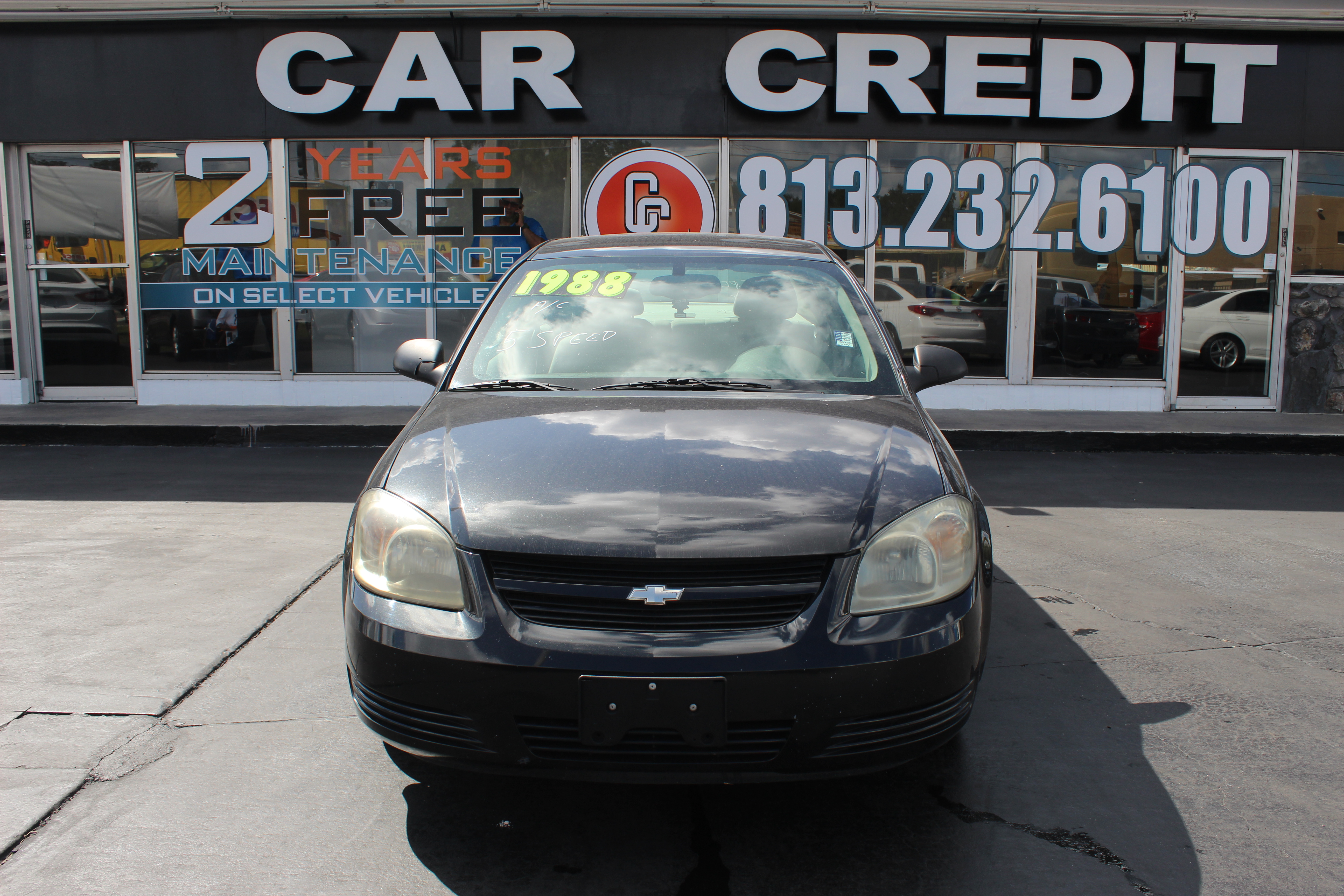 Pre-Owned 2010 Chevrolet Cobalt LS XFE