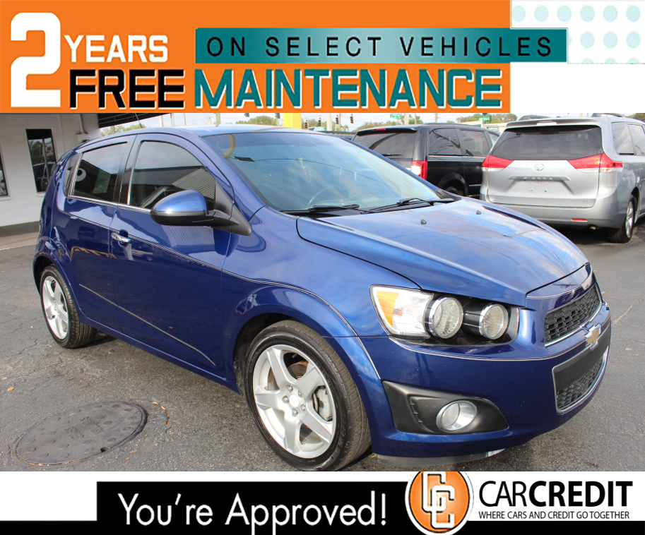 Used Chevrolet Sonic Tampa Fl