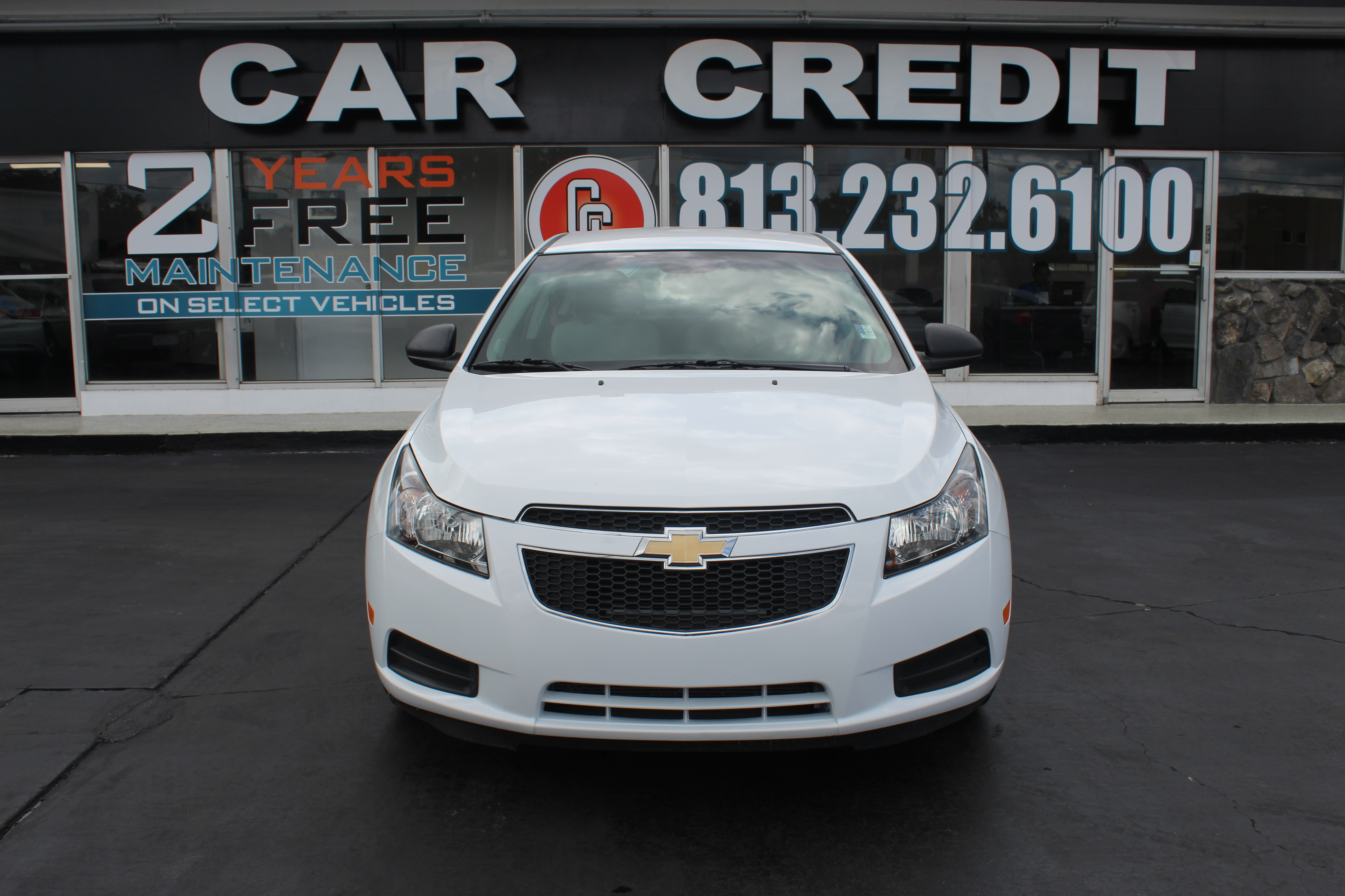 Pre-Owned 2014 Chevrolet Cruze LS Front Wheel Drive Sedan 4 Dr