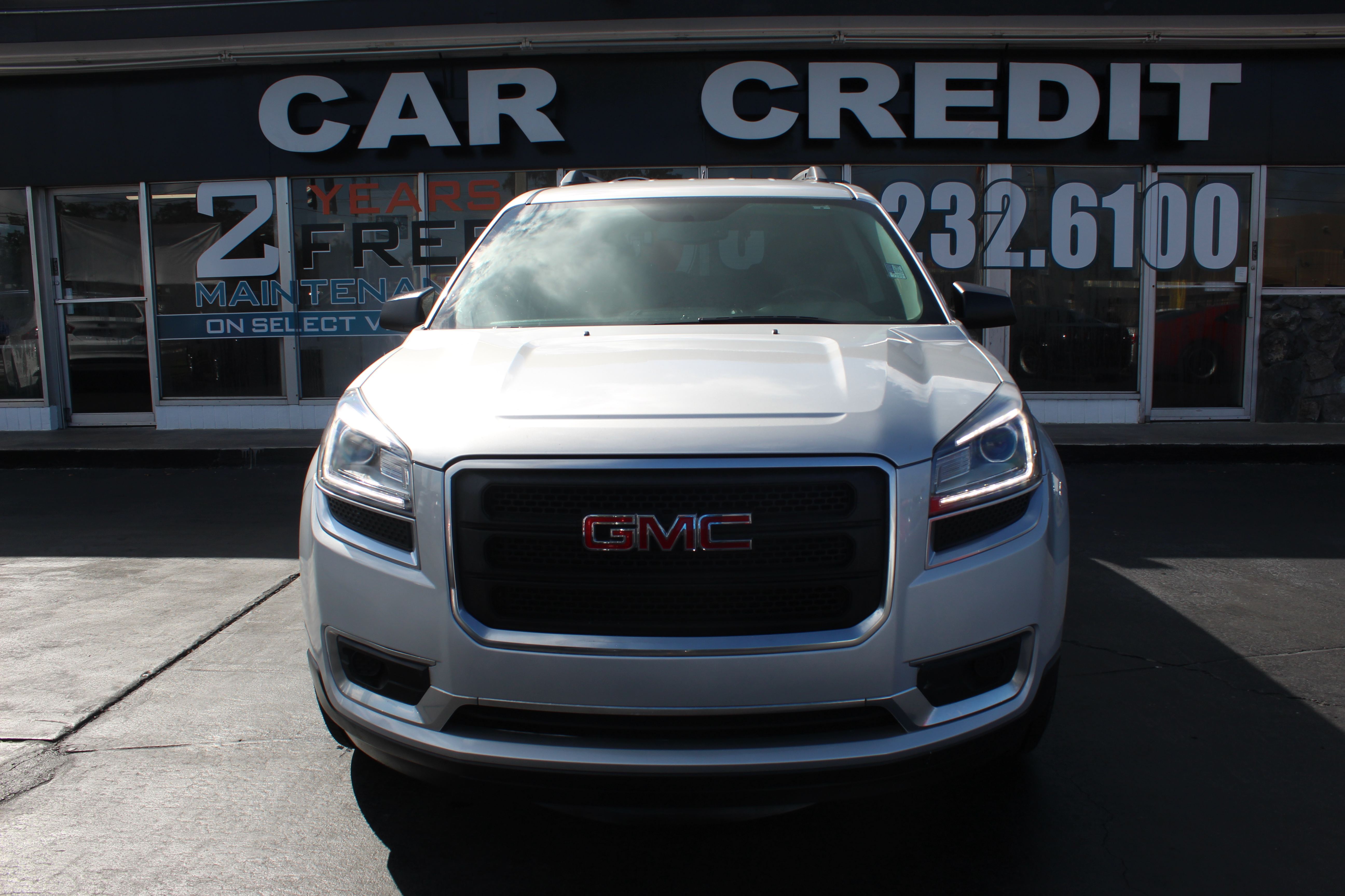 Pre-Owned 2015 GMC Acadia SLE