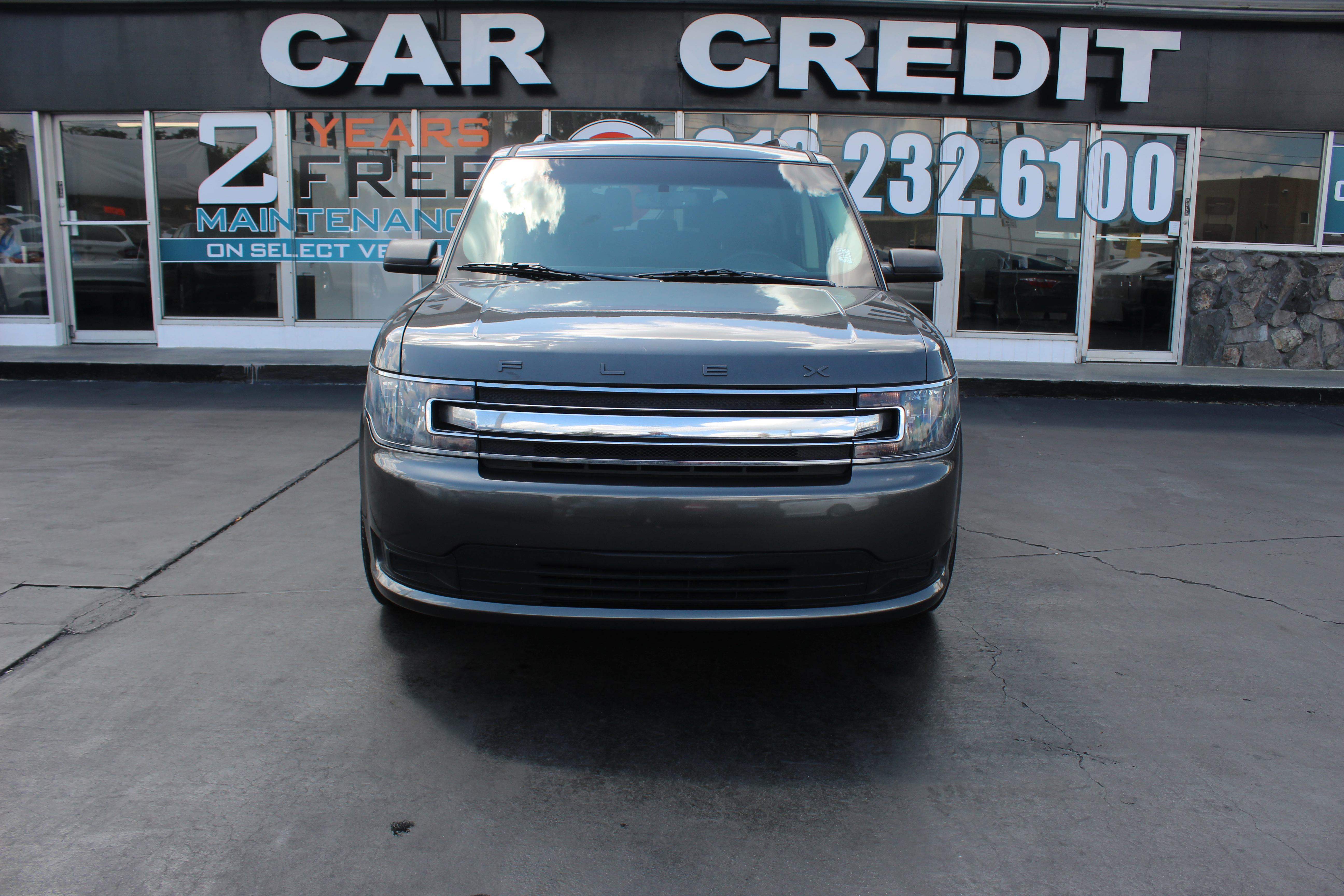 Pre-Owned 2015 Ford Flex SE
