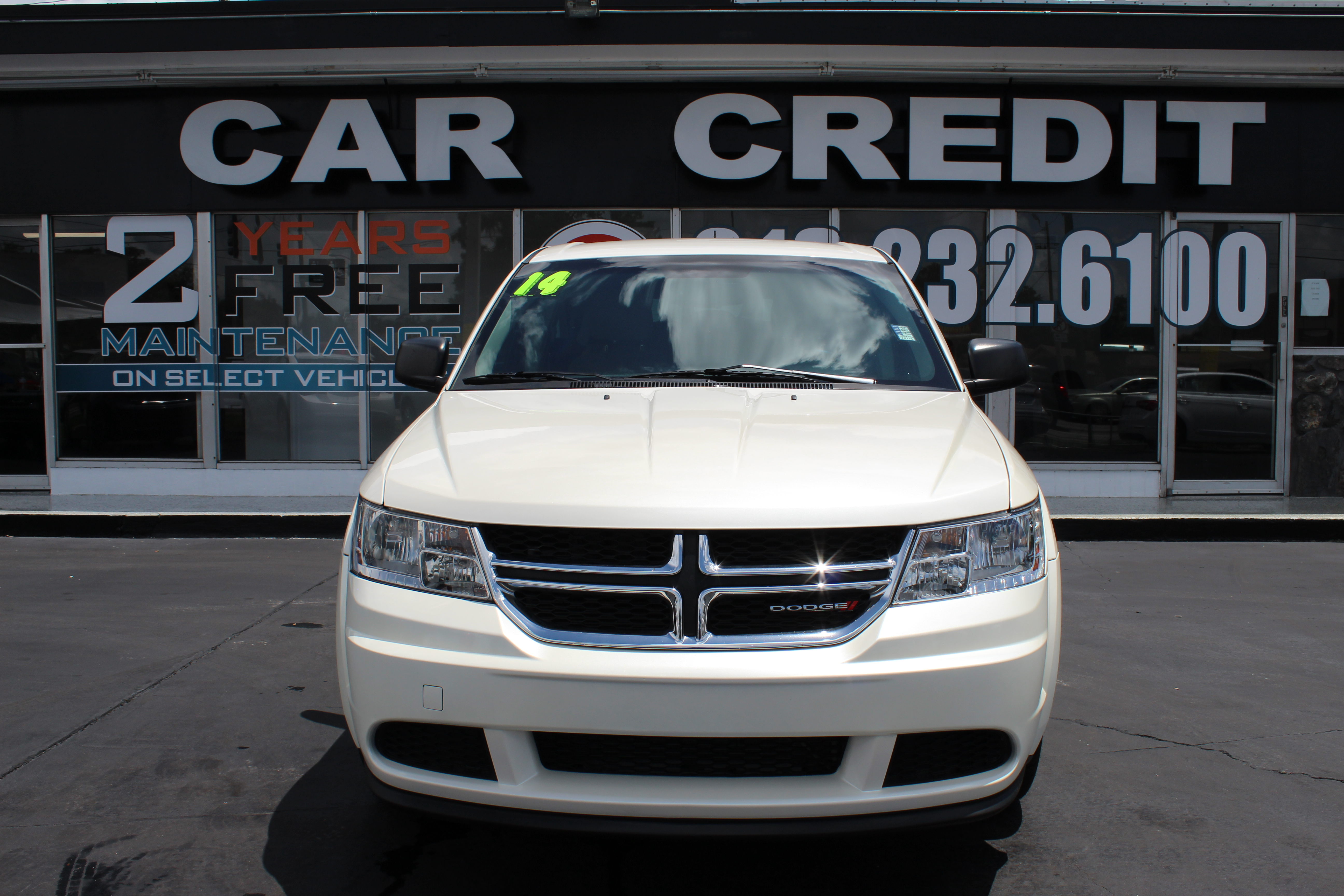 Pre-Owned 2014 Dodge Journey American Value Package