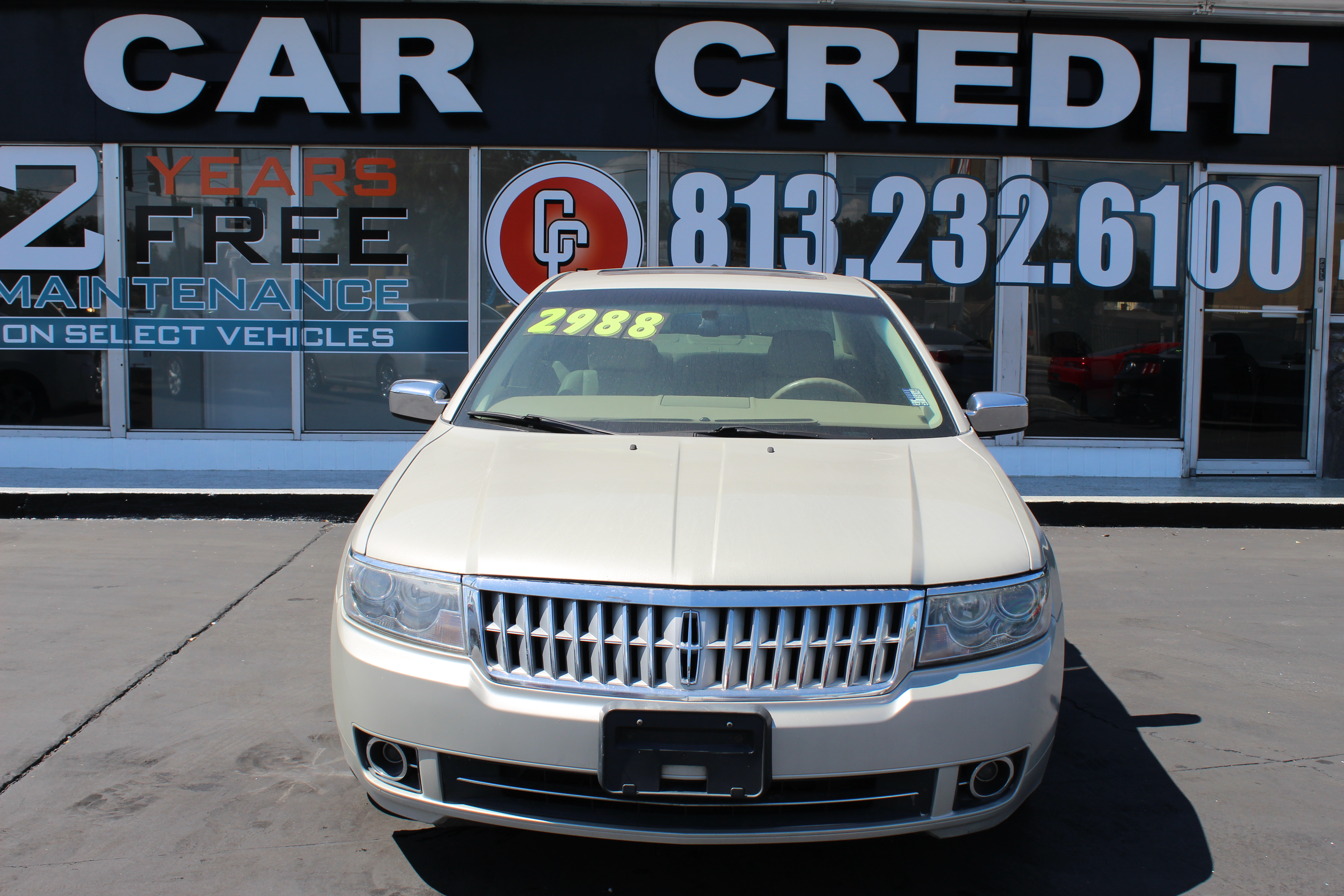 Pre-Owned 2007 Lincoln MKZ