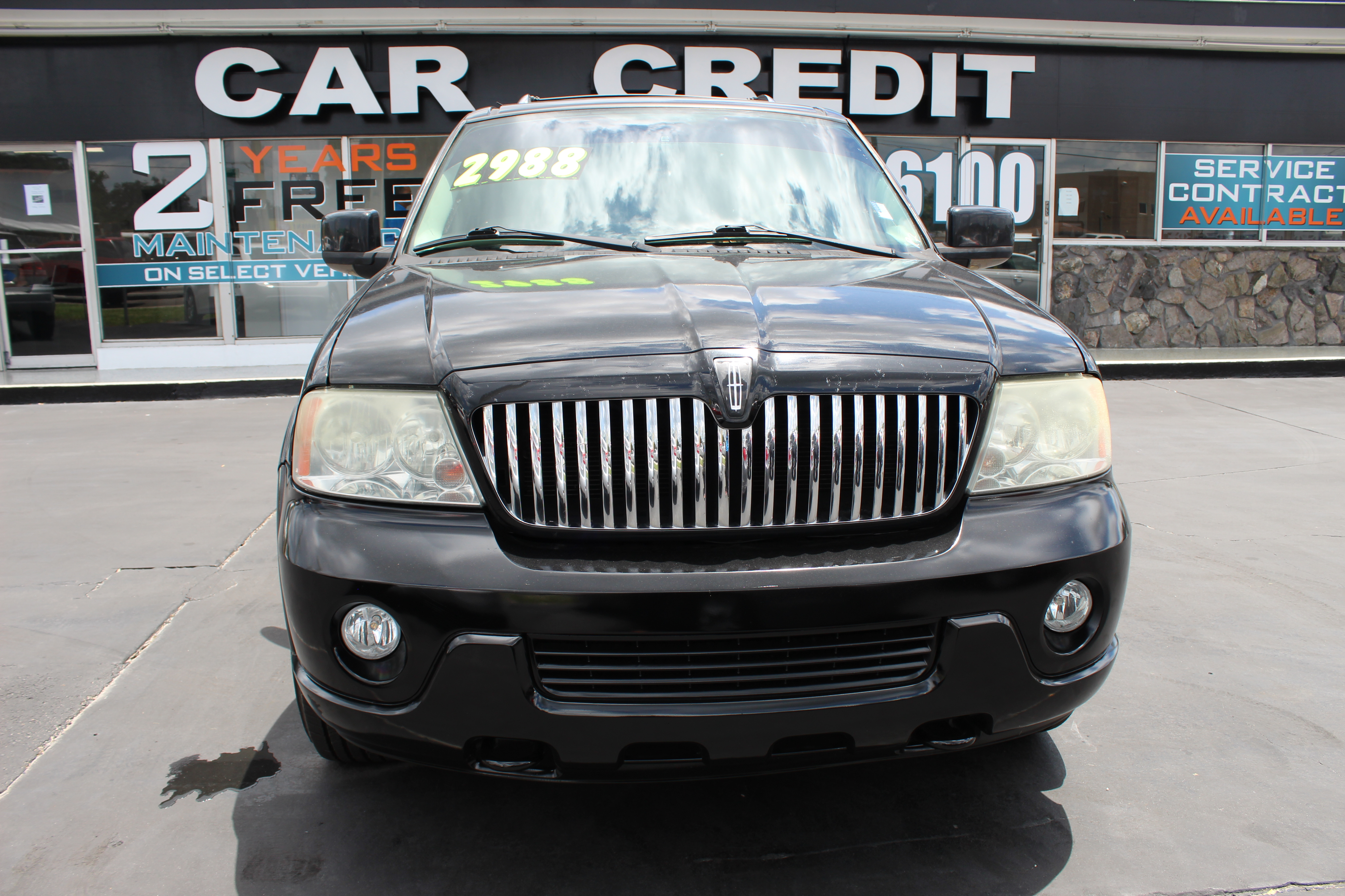Pre-Owned 2003 Lincoln Navigator