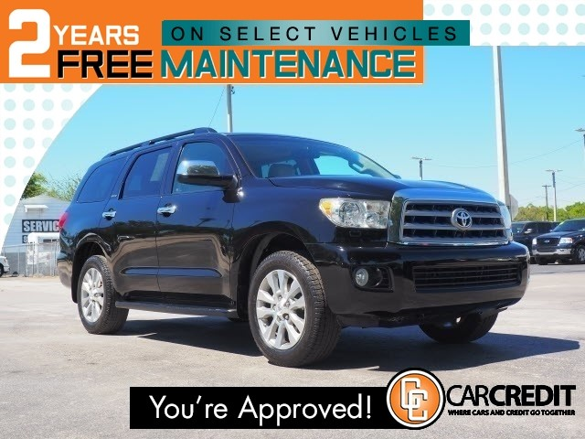 Pre-Owned 2011 Toyota Sequoia Limited