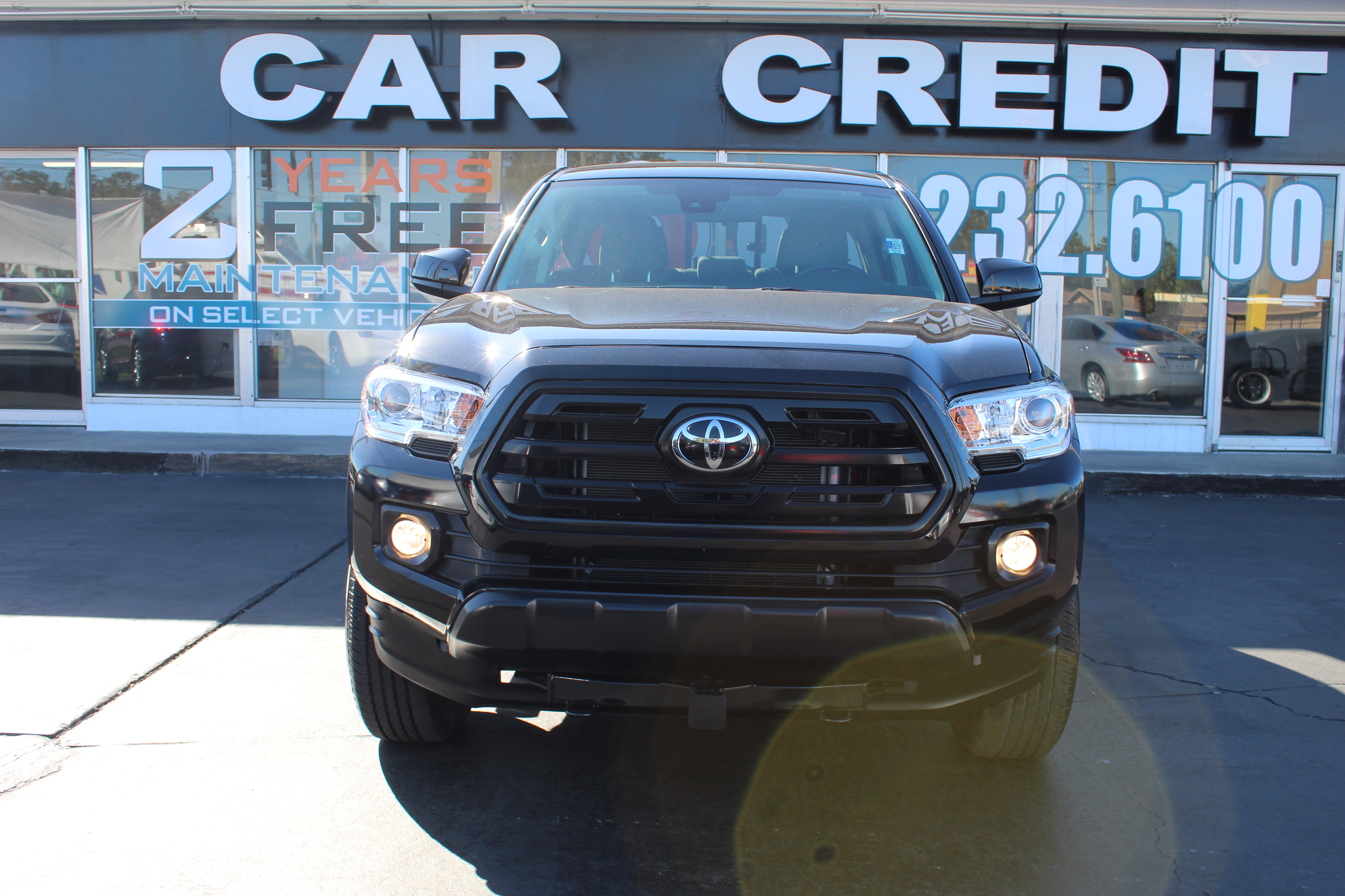 Pre-Owned 2019 Toyota Tacoma 2WD SR