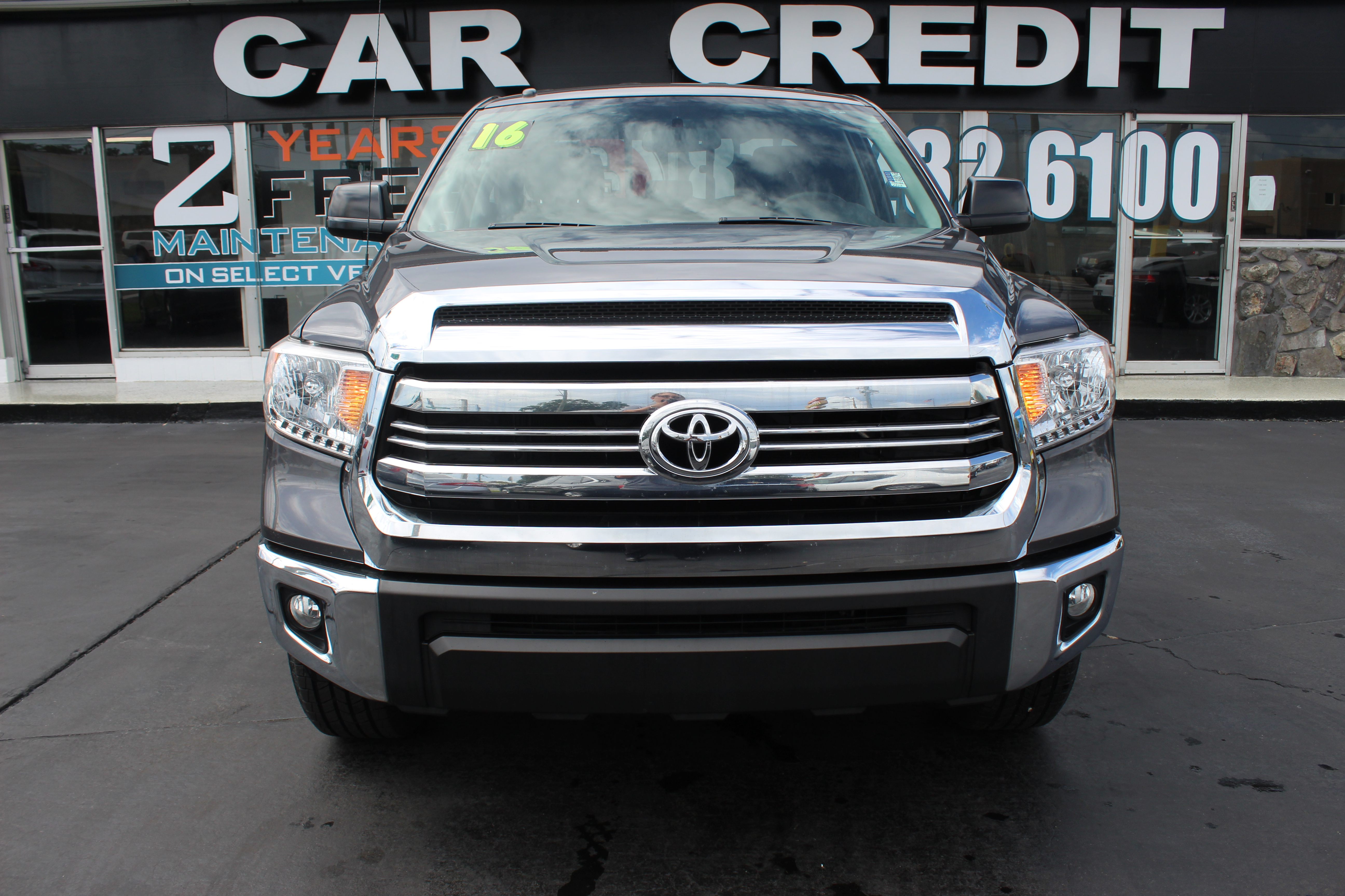 Pre-Owned 2016 Toyota Tundra 2WD Truck
