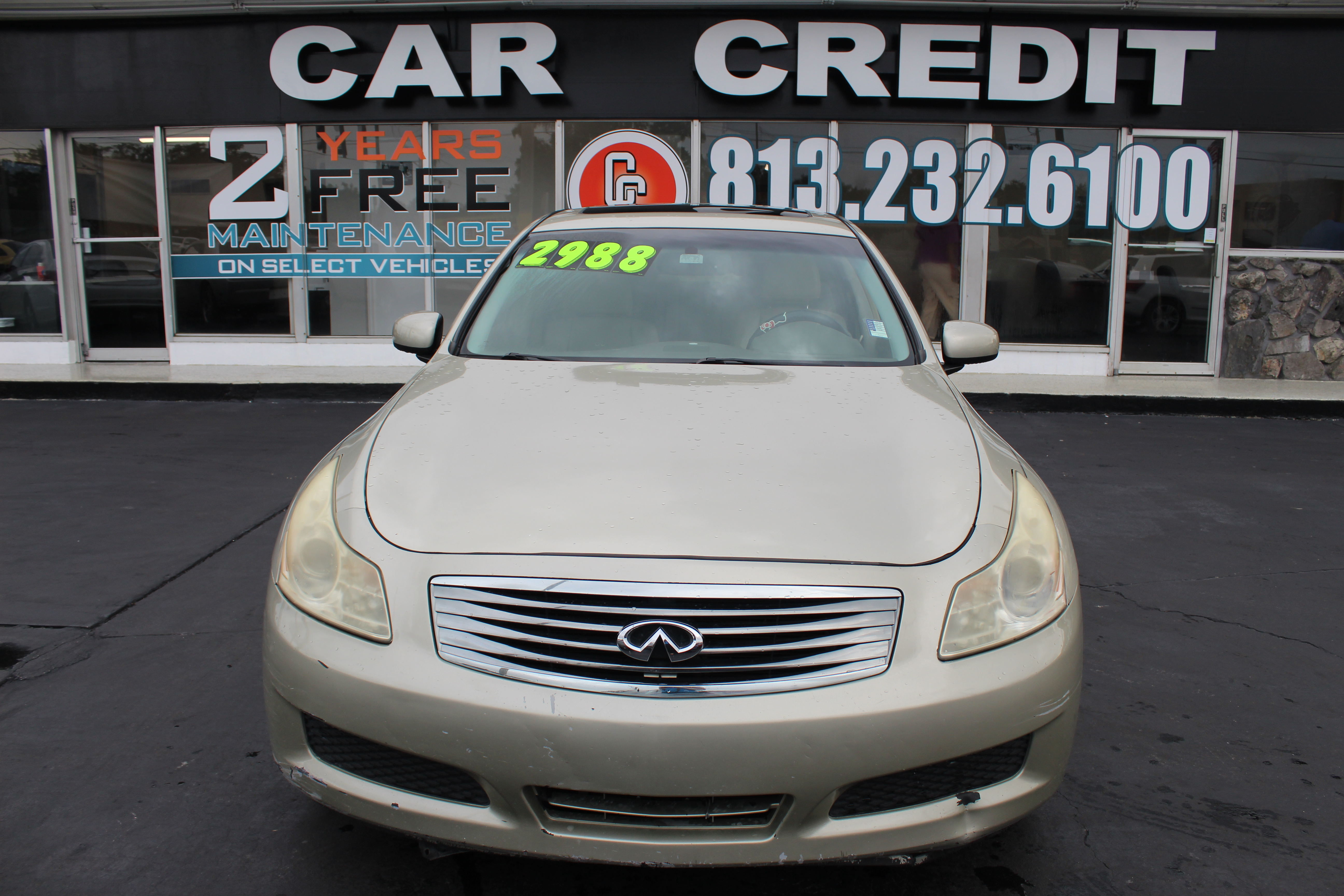 Pre-Owned 2007 INFINITI G35 Sedan Journey