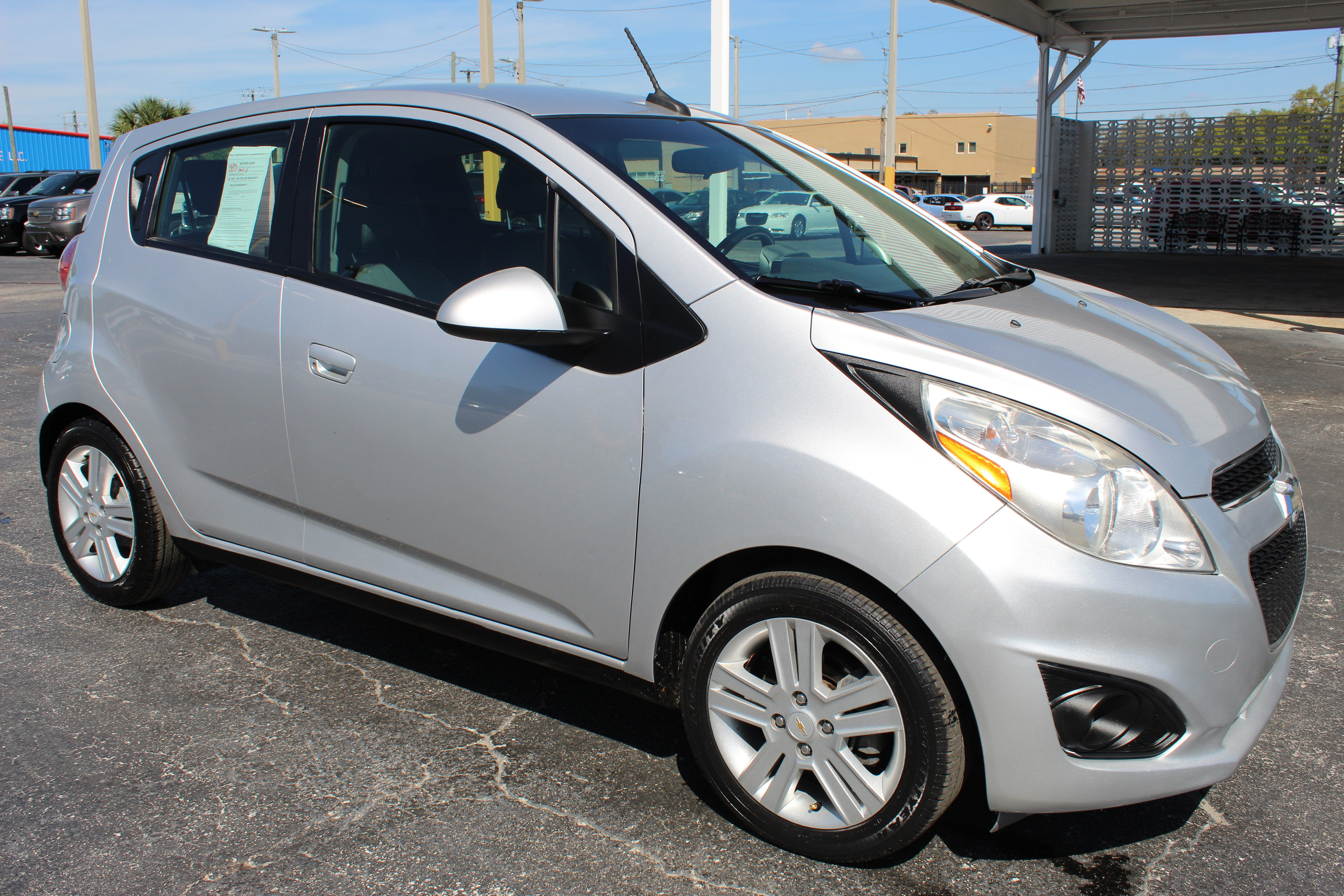 Pre-Owned 2013 CHEVY SPARK