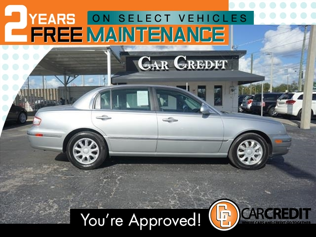 Pre-Owned 2005 Kia Amanti Base