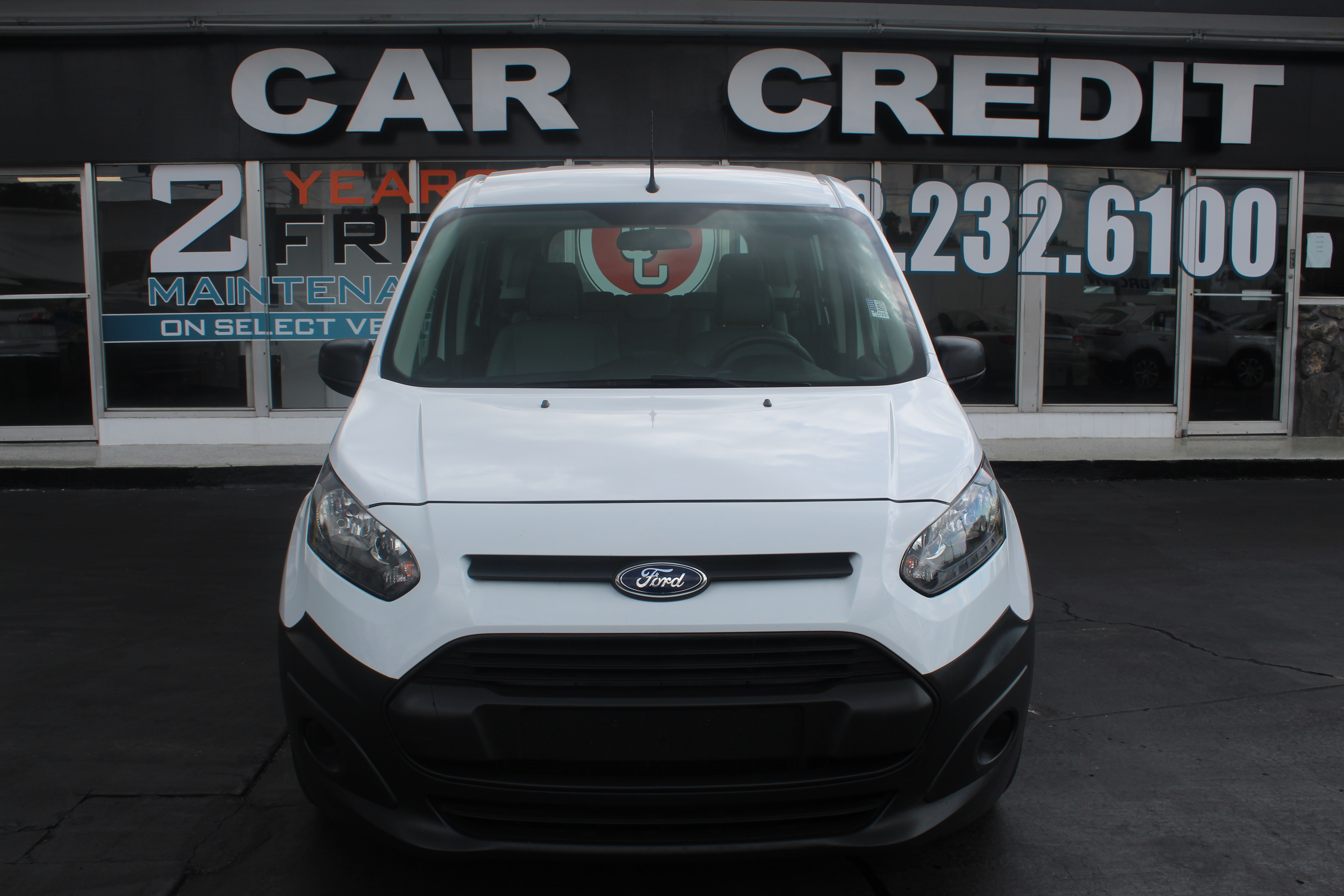 Pre-Owned 2015 Ford Transit Connect Wagon XL