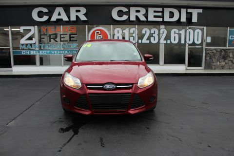 Pre-Owned 2014 Ford Focus SE