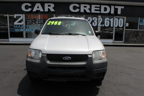 Pre-Owned 2002 Ford Escape XLS Choice