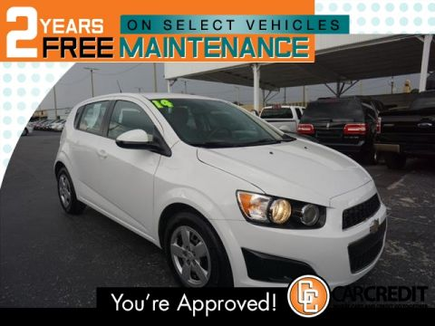 Pre-Owned 2014 Chevrolet Sonic LS Auto