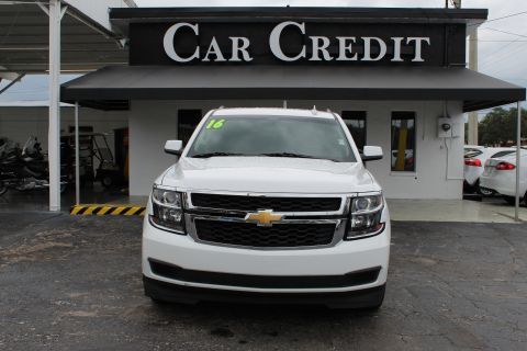 Pre-Owned 2016 Chevrolet Suburban LS