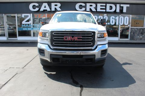 Pre-Owned 2018 GMC Sierra 2500HD