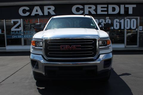 Pre-Owned 2016 GMC Sierra 2500HD
