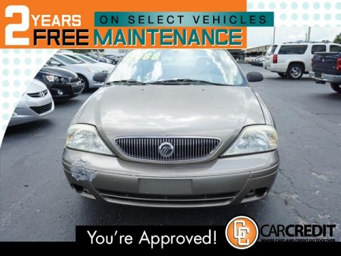 Pre-Owned 2005 Mercury Sable GS FWD 4dr Car
