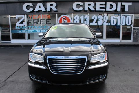 Pre-Owned 2012 Chrysler 300 300C Luxury Series