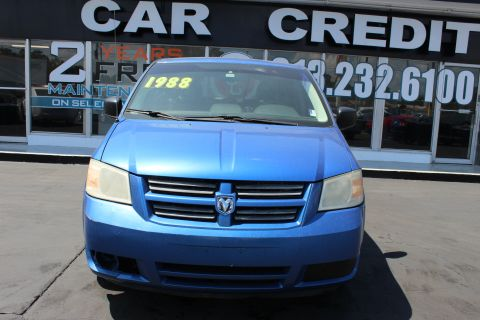 Pre-Owned 2008 Dodge Grand Caravan SE