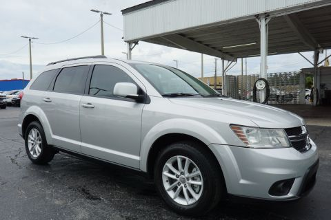 Pre-Owned 2013 Dodge Journey SXT