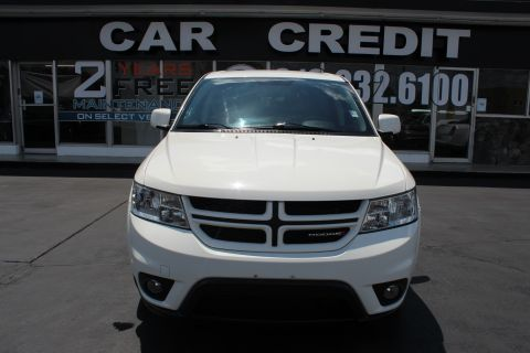 Pre-Owned 2012 Dodge Journey R/T