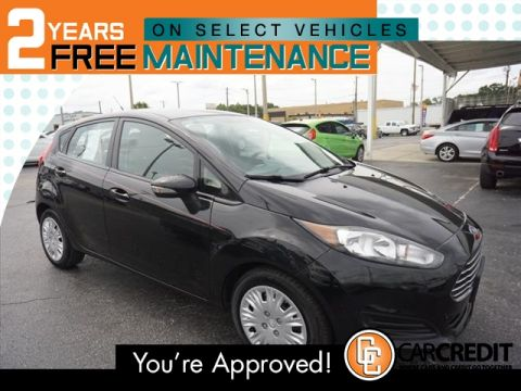 Pre-Owned 2015 Ford Fiesta SE