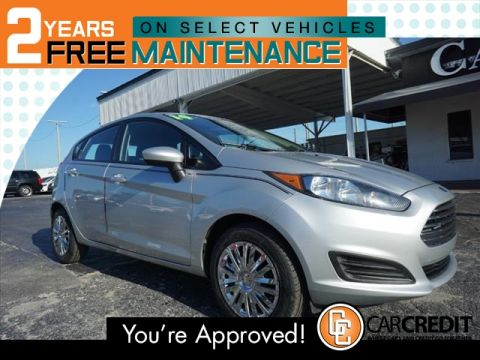 Pre-Owned 2014 Ford Fiesta S