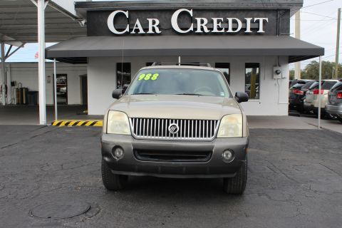 Pre-Owned 2005 Mercury Mountaineer Convenience