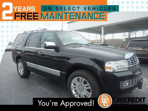 Pre-Owned 2011 Lincoln Navigator Base