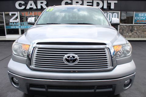 Pre-Owned 2013 Toyota Tundra 4WD Truck 4X4 LIMITED