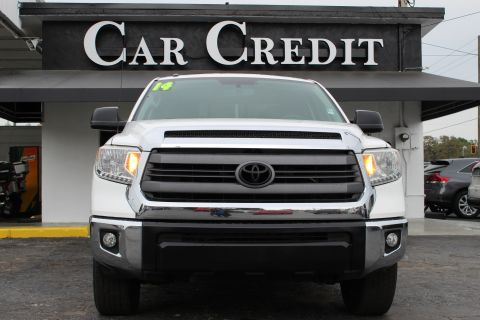 Pre-Owned 2014 Toyota Tundra 2WD Truck
