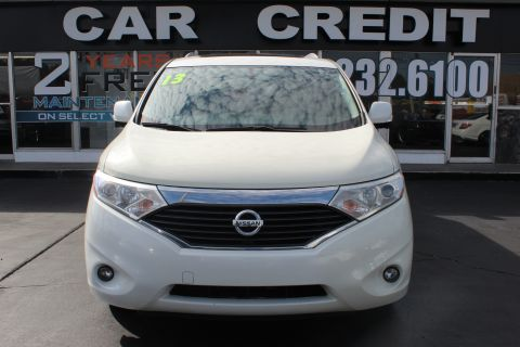 Pre-Owned 2013 Nissan Quest LE