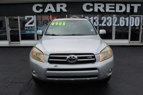 Pre-Owned 2006 Toyota RAV4 Limited
