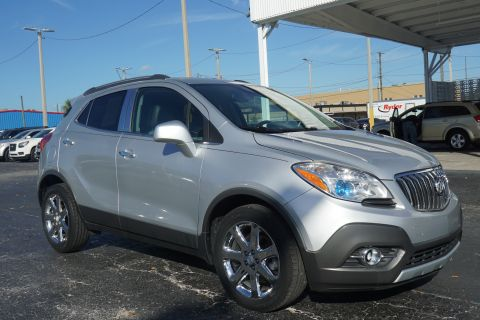 Pre-Owned 2013 Buick Encore Leather