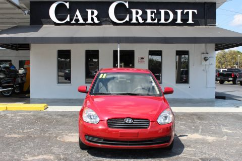 Pre-Owned 2011 Hyundai Accent GLS
