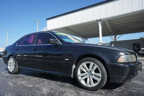 Pre-Owned 2001 BMW 5 Series 525i